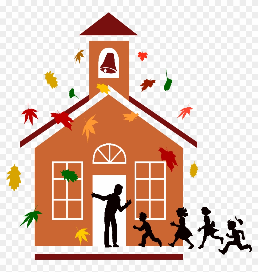 Schoolhouse clipart clear background. School transparent old house