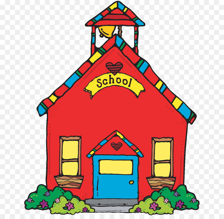 Schoolhouse clipart clear background. Free school transparent download