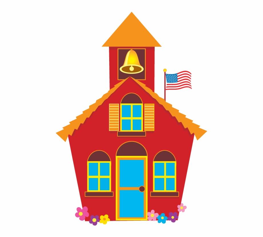 Schoolhouse clipart clip art. School house images free