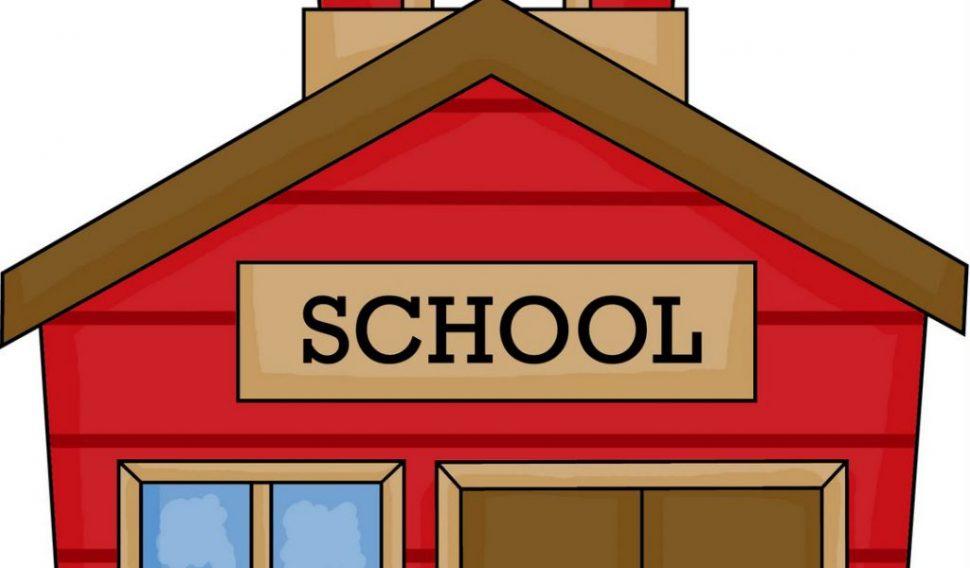 Schoolhouse clipart clip art. School house free download