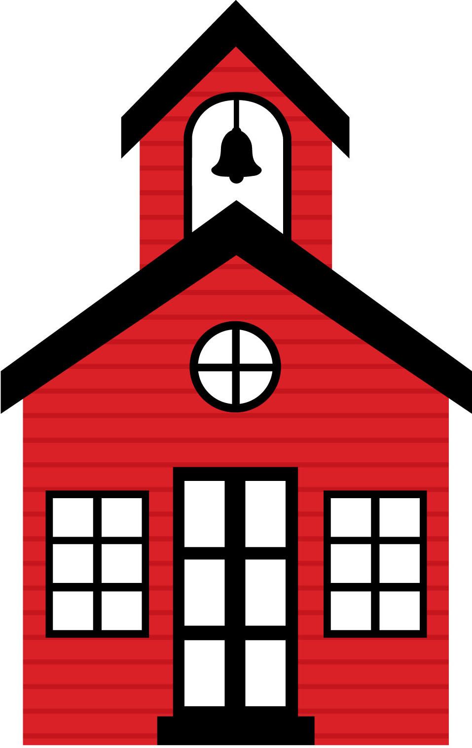 Little red campaign bainbridge. Schoolhouse clipart day care center