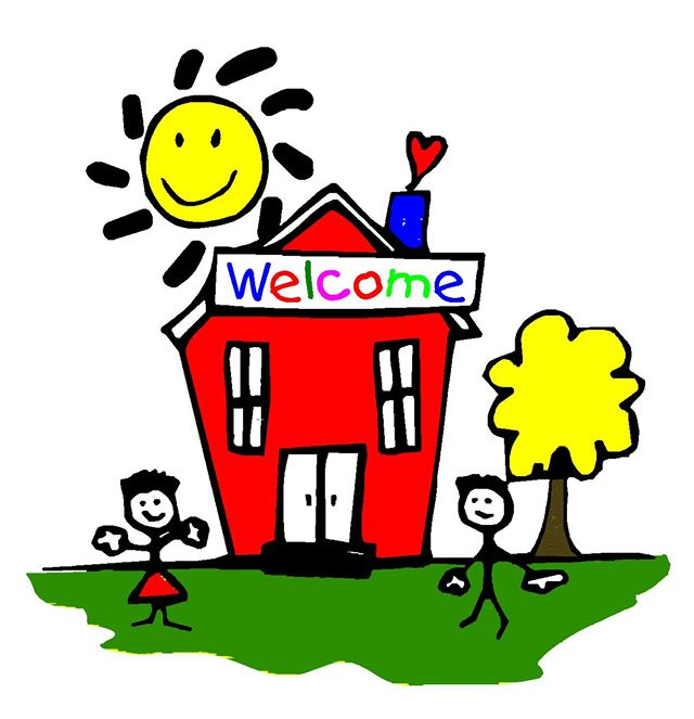 Country kiddos llp new. Schoolhouse clipart day care center