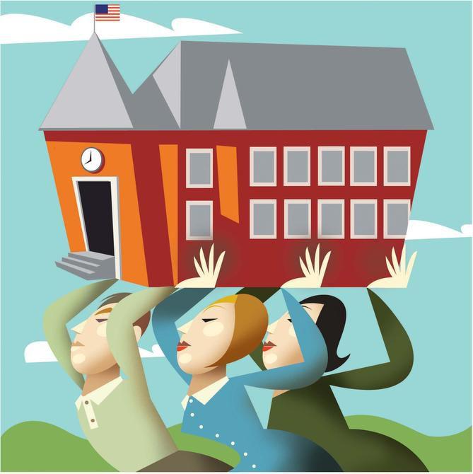 Anna norkett ultimately happens. Schoolhouse clipart education reform