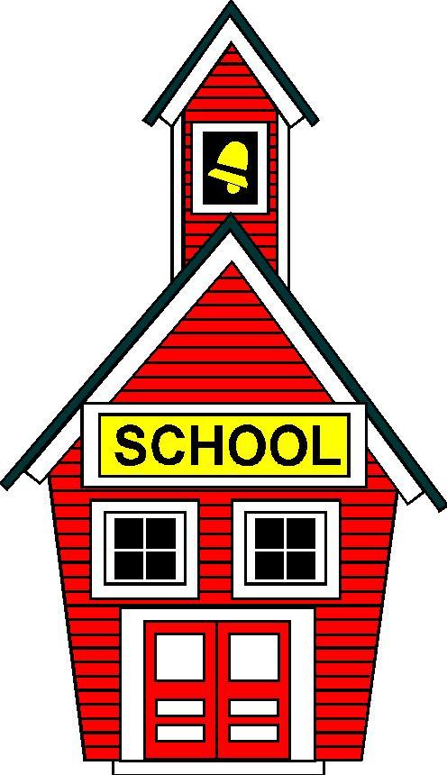 Free cartoon school house. Schoolhouse clipart education reform