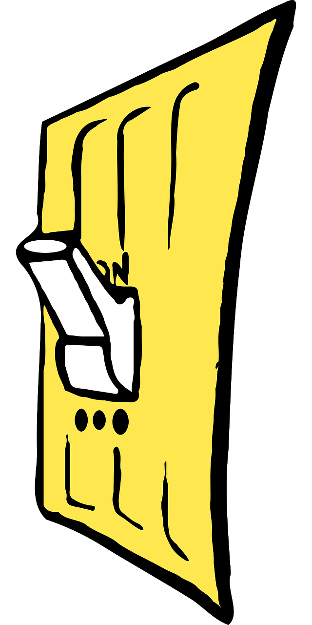 Blog flip the switch. Yelling clipart relational bullying
