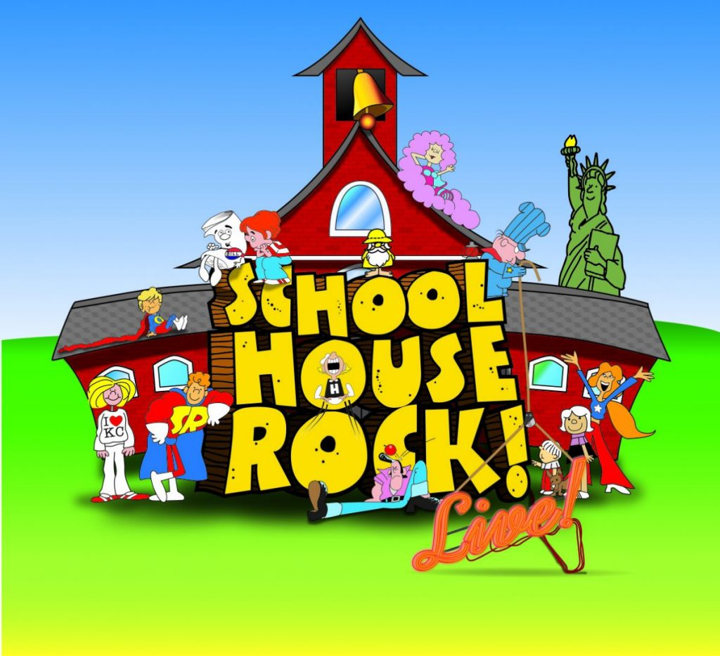 Schoolhouse clipart memories. Olathe civic theatre association