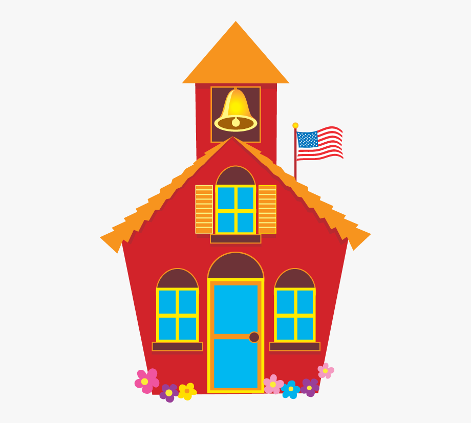 House clip art png. Schoolhouse clipart memories