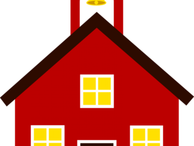 After school cliparts free. Schoolhouse clipart outline