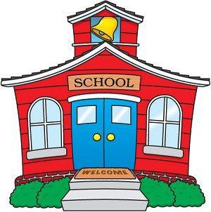 schoolhouse clipart parent night