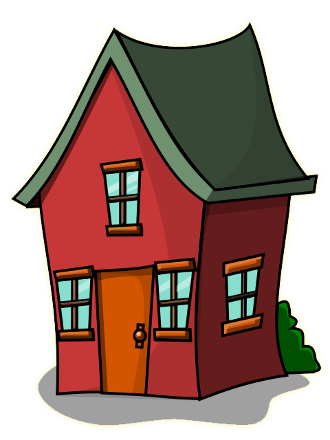 Old clipart at getdrawings. House cartoon png