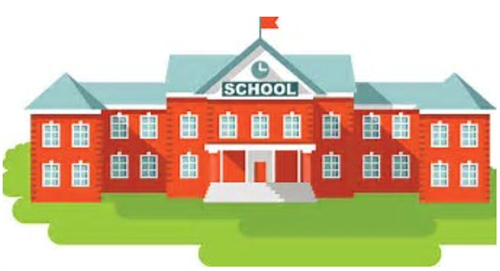 What time does begin. Schoolhouse clipart school begins