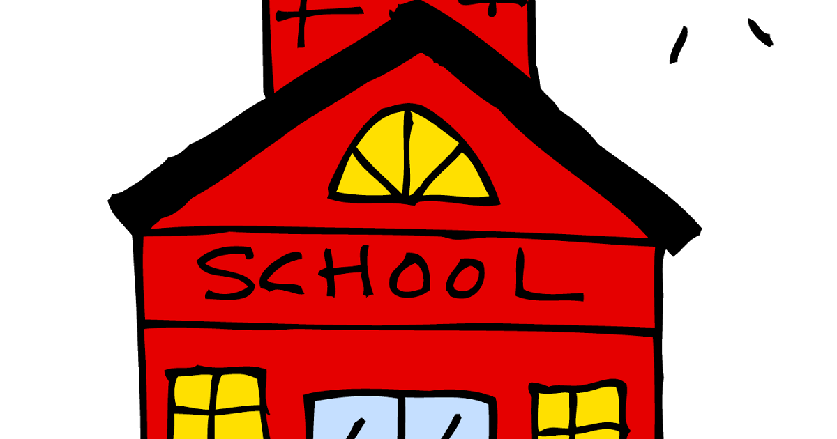 Worm clipart house.  red schoolhouse end