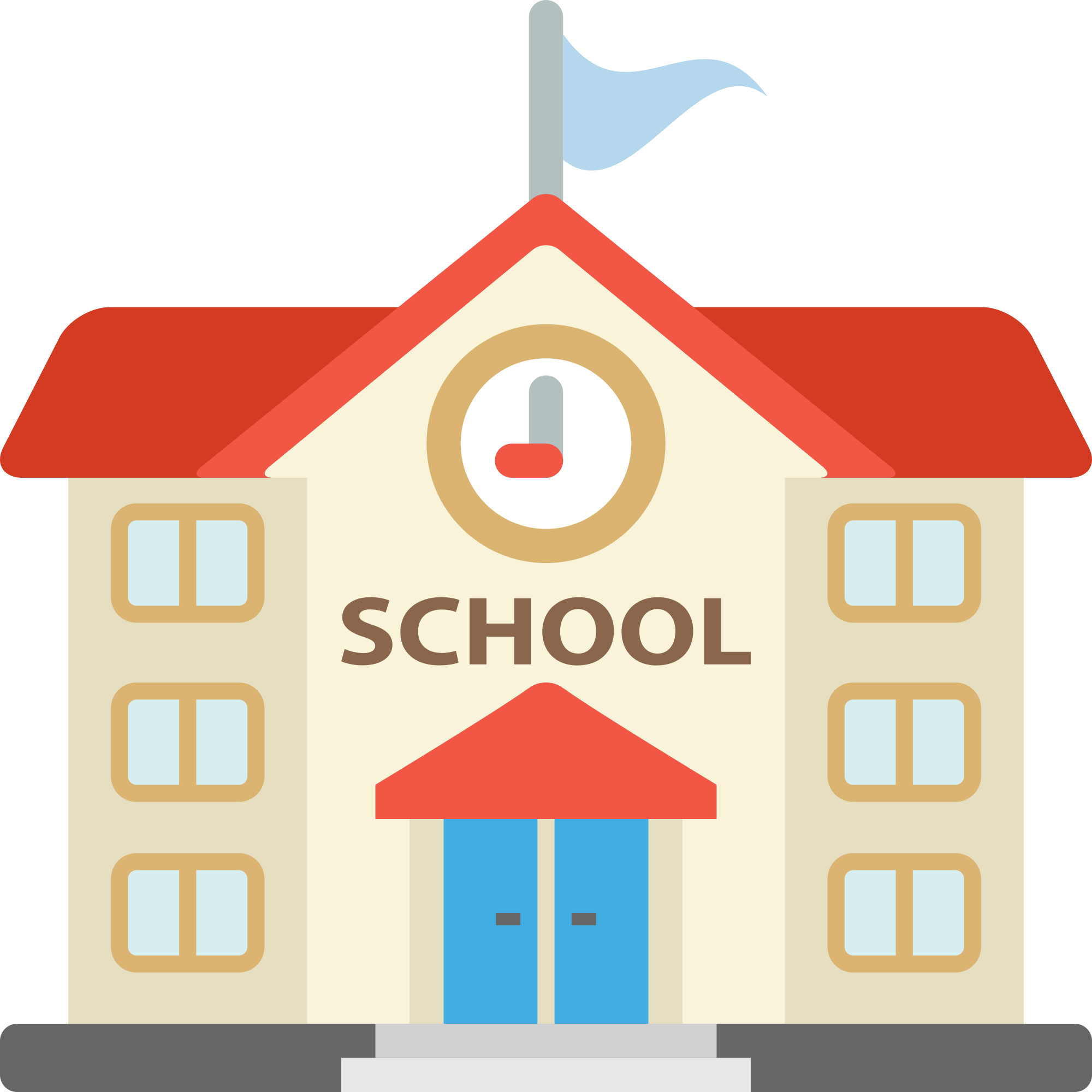 Schoolhouse clipart university school.  collection of elementary
