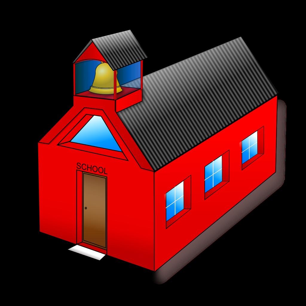 File svg wikipedia fileschoolsvg. Schoolhouse clipart university school