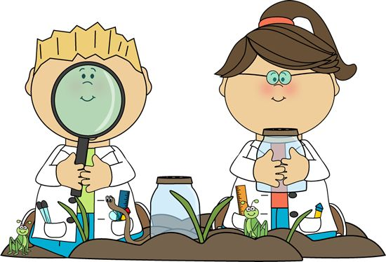 X free clip . Scientist clipart elementary science