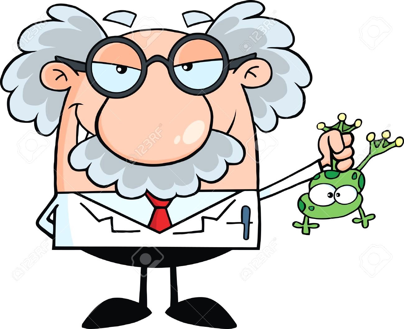 scientist clipart elementary science