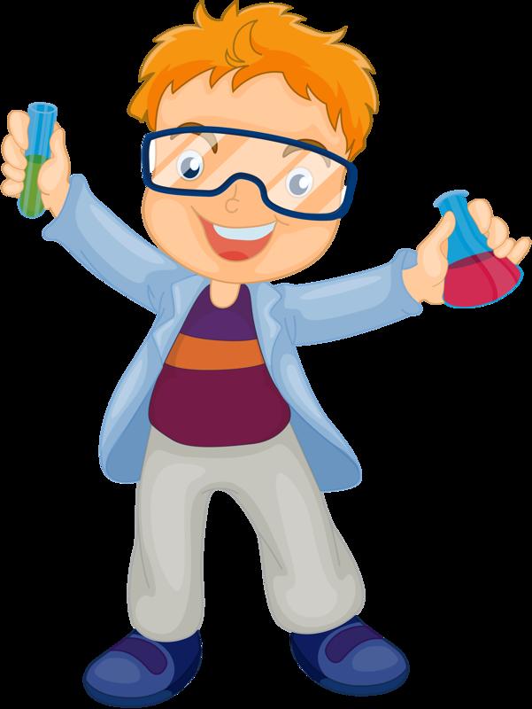 q f mx. Scientist clipart little boy