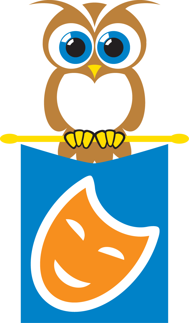 Scientist clipart owl. Big learning where when