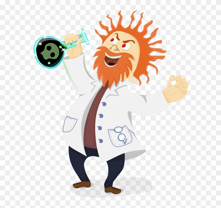 Scientist clipart research scientist. Mad science computer icons