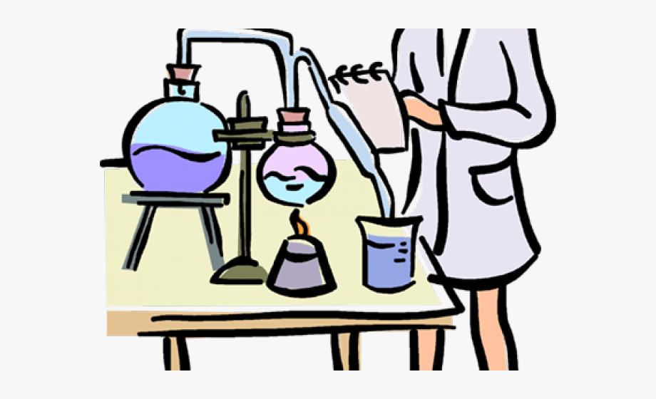 . Scientist clipart research scientist
