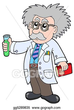 Scientist clipart. Incep imagine ex co