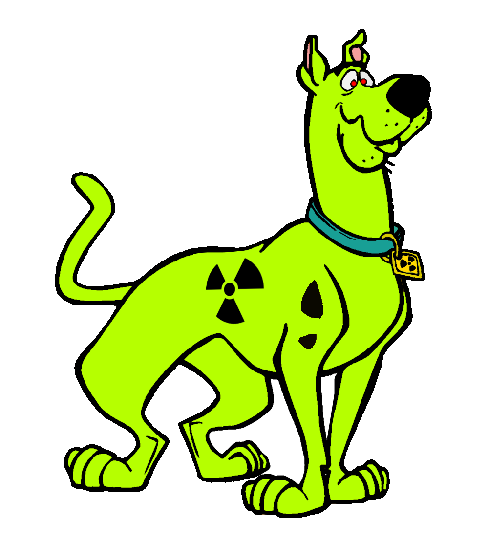 Scooby doo clipart foreboding. A field guide to