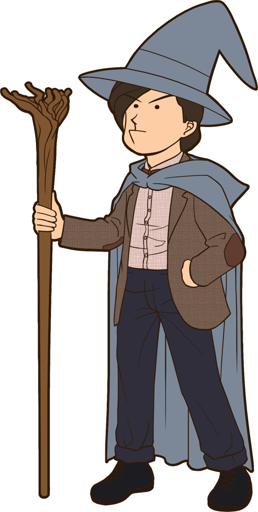 Lord of the rings. Scooby doo clipart foreboding