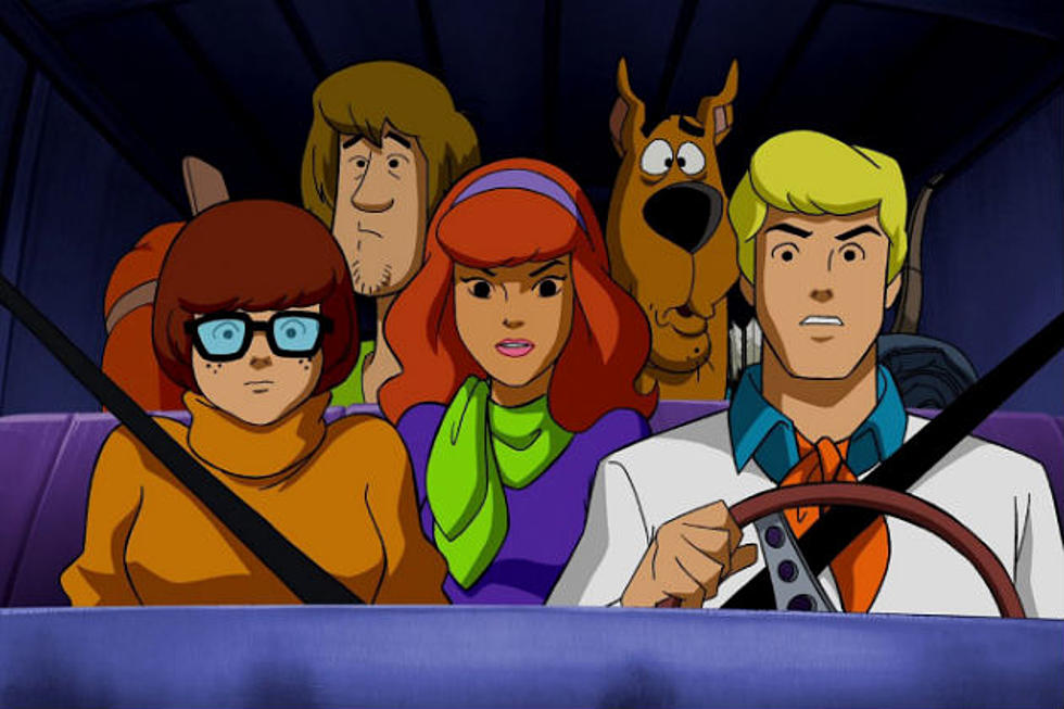 Animated reboot s c. Scooby doo clipart foreboding