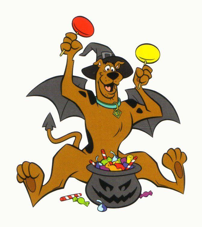 Scooby doo clipart halloween. Images