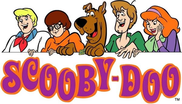 Scooby doo clipart pdf. Free picture downloads vector
