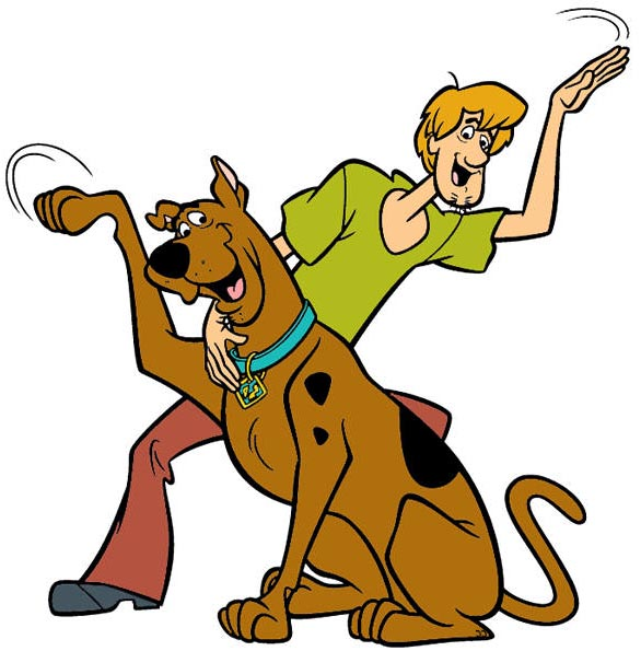 Cute free cliparts . Scooby doo clipart scoobt