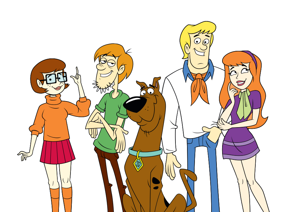 Scooby doo clipart scope. Be cool tv tropes