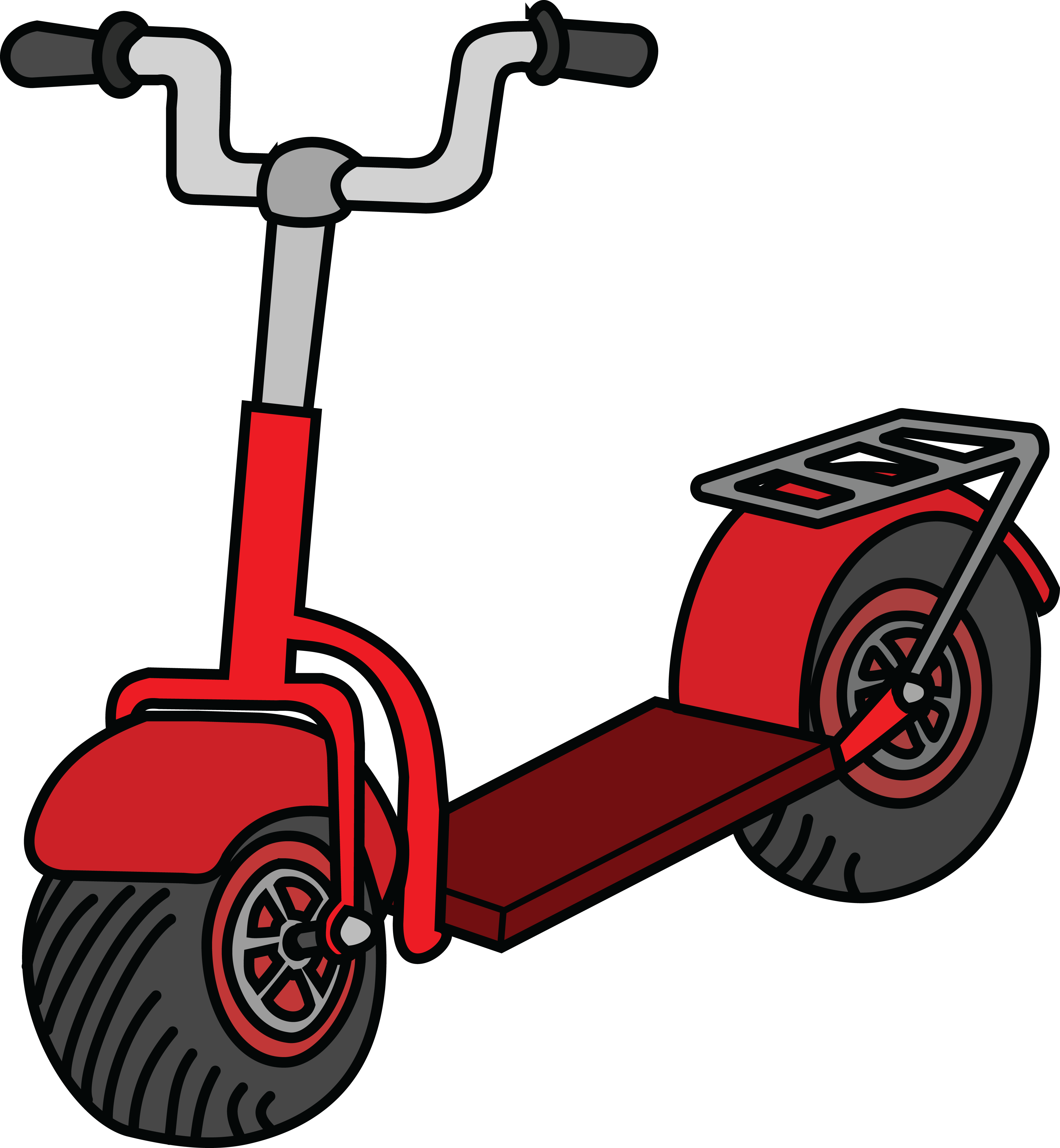Scooter clipart animated. Moped group free of