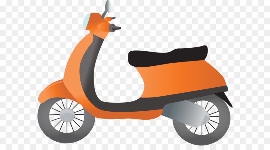Scooter clipart cartoon. Battery png download free