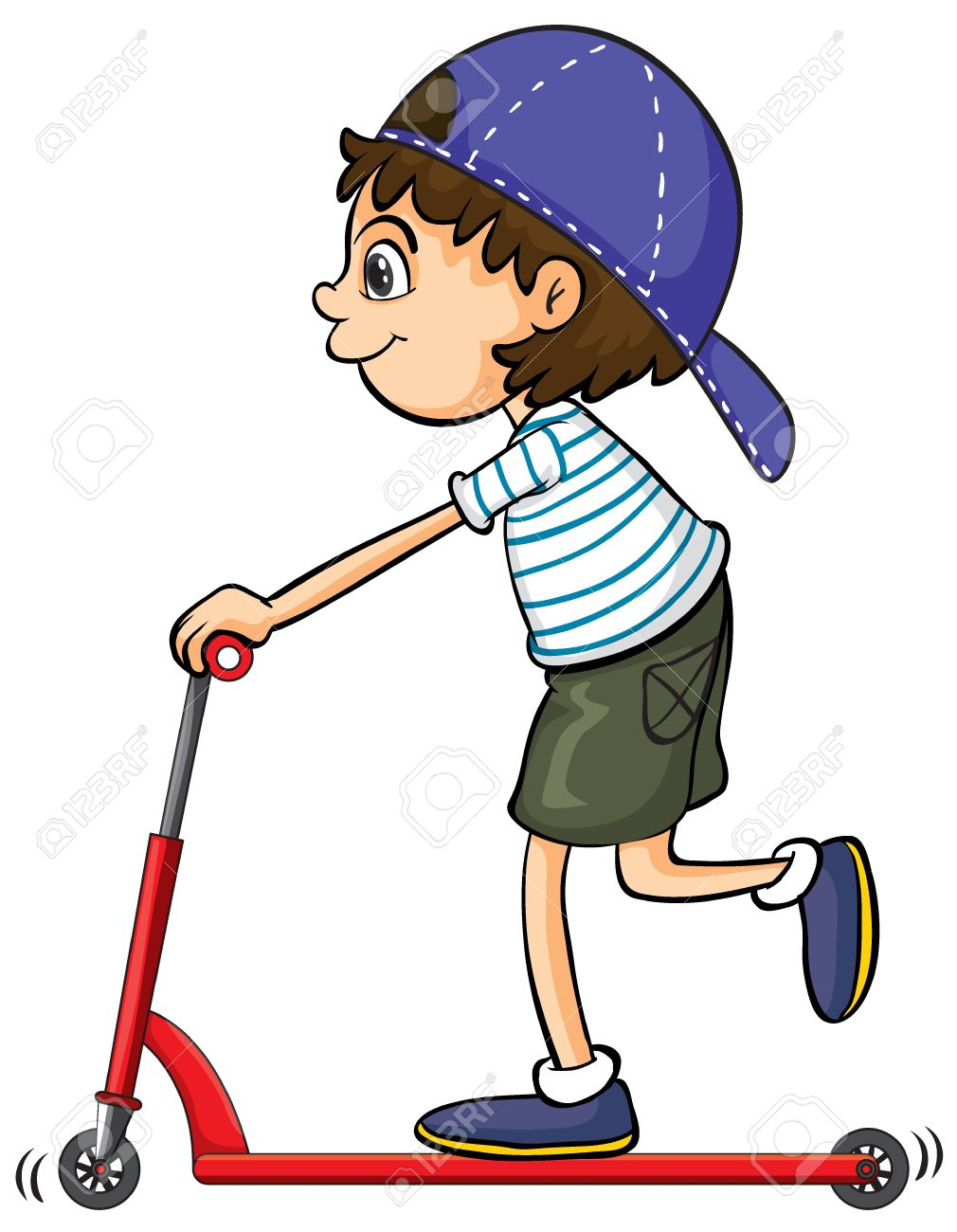 Scooter clipart cute. Collection of free download