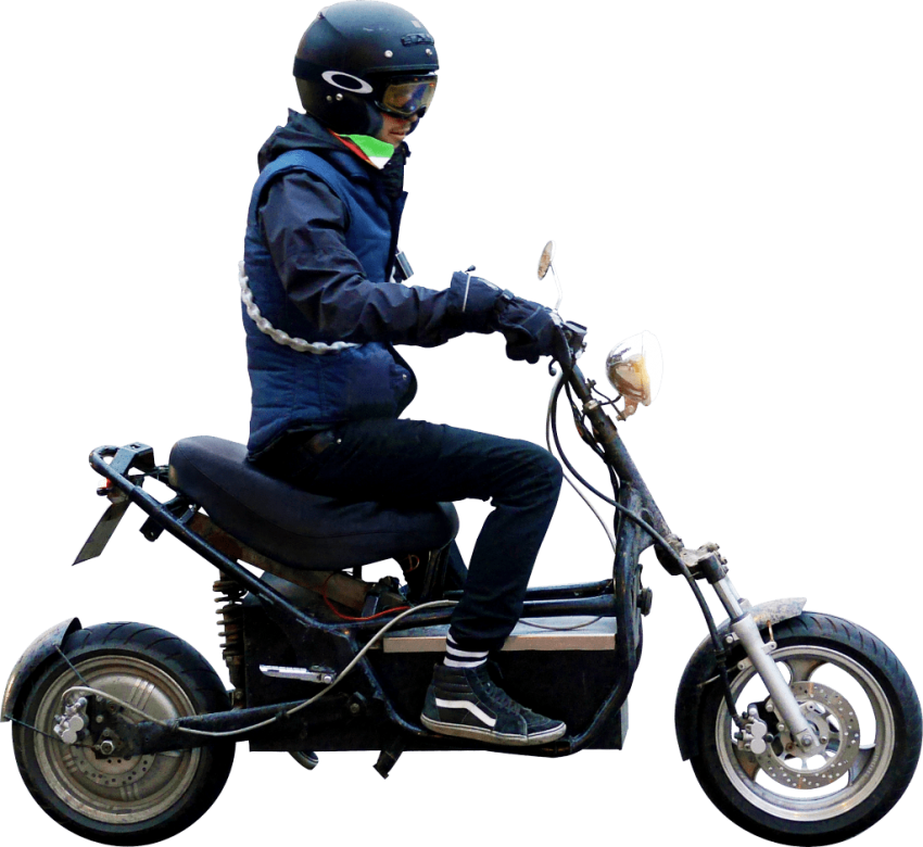 I png free images. Scooter clipart electric scooter
