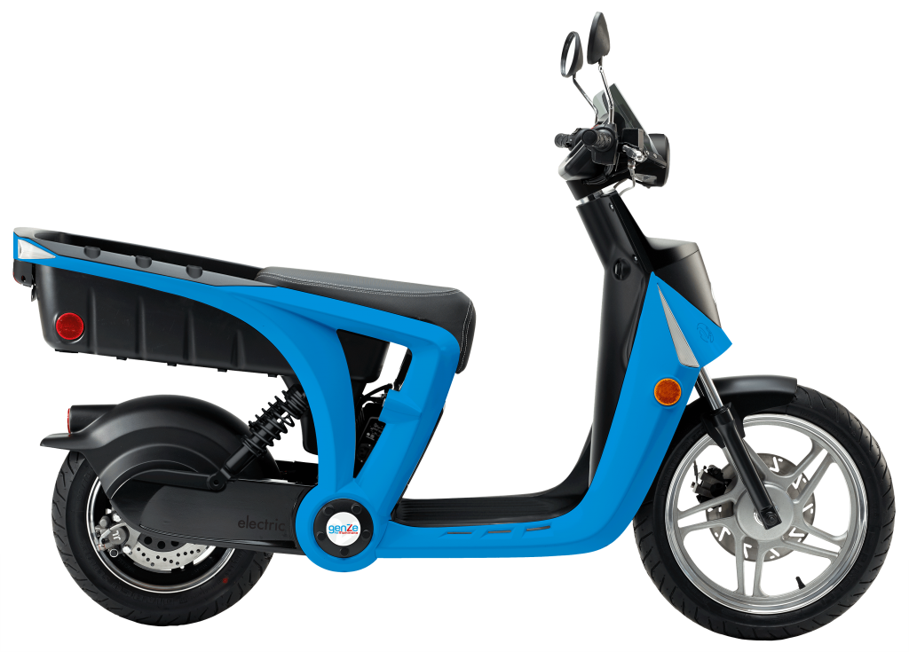 Genze s avenue scooters. Scooter clipart electric scooter