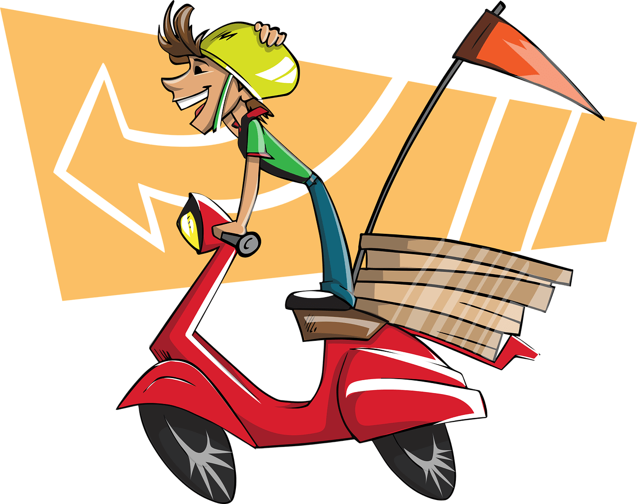 Infocom media inc just. Scooter clipart gym scooter