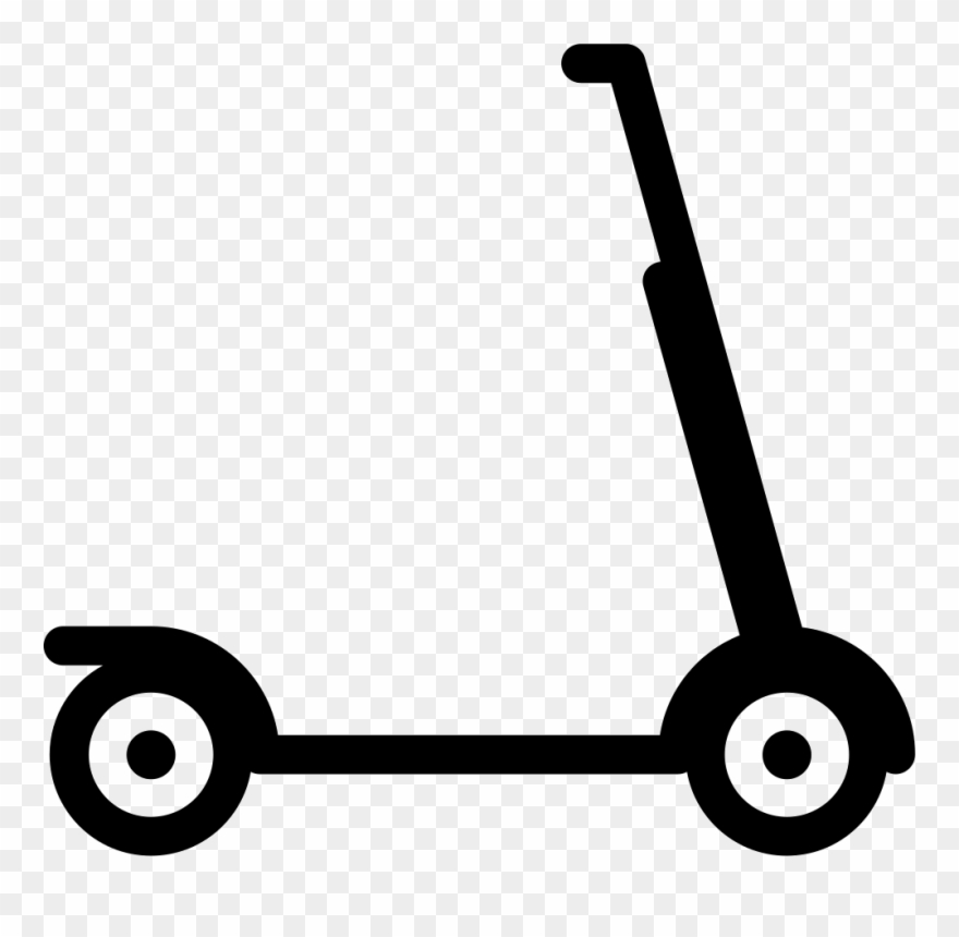 Png pic icon . Scooter clipart kick scooter