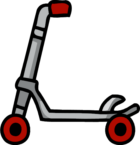 Pin by lucy on. Scooter clipart kick scooter