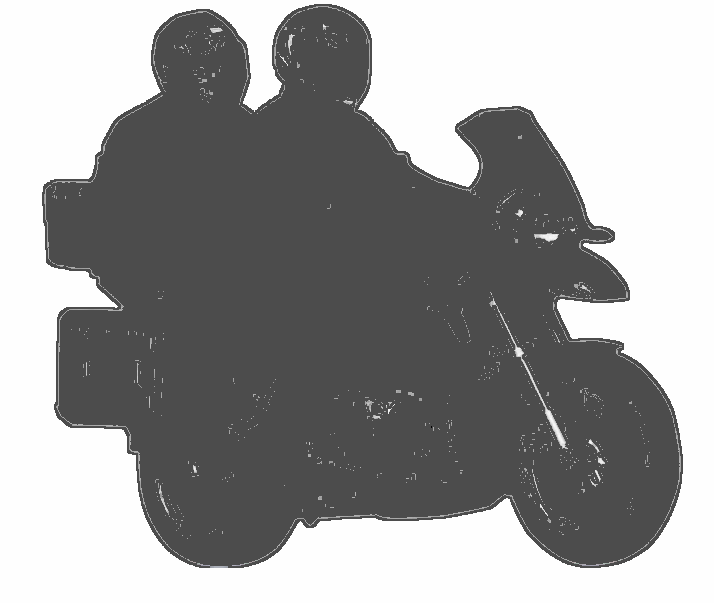 Guided tour normandy brittany. Scooter clipart motorcycle