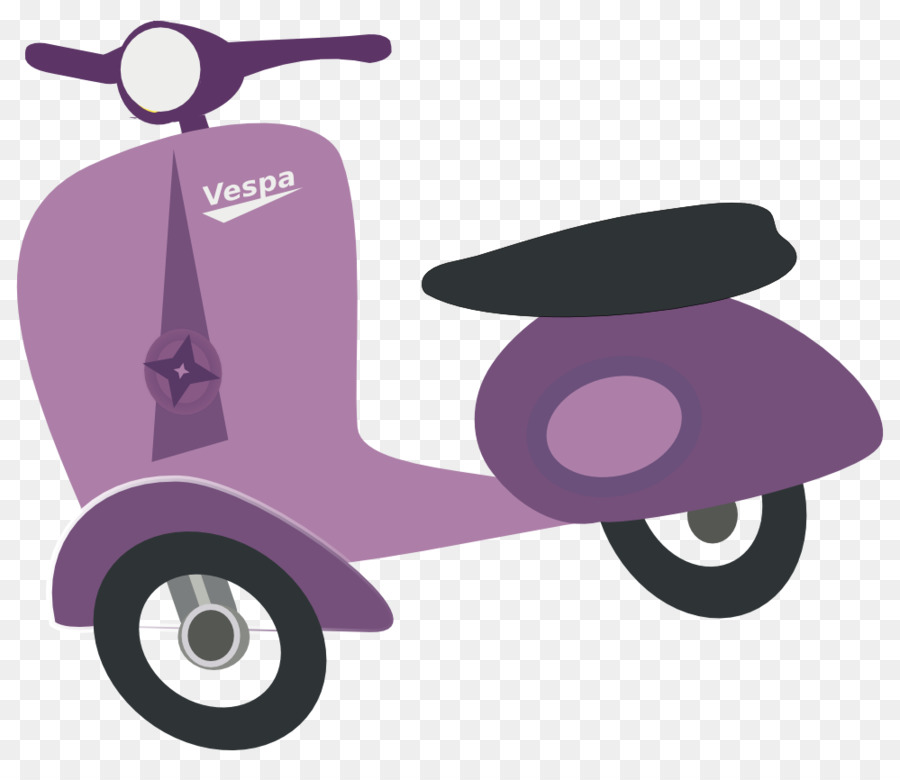 Background motorcycle purple . Scooter clipart pink scooter