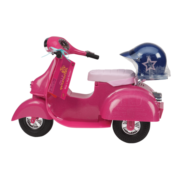 Our generation dolls httpswwwogdollscomwpcontentuploadsbdscootermainxpng. Scooter clipart pink scooter