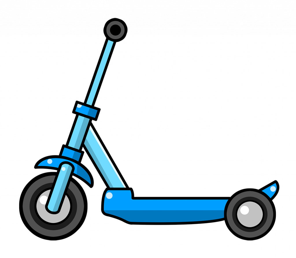Unique design . Scooter clipart pro scooter