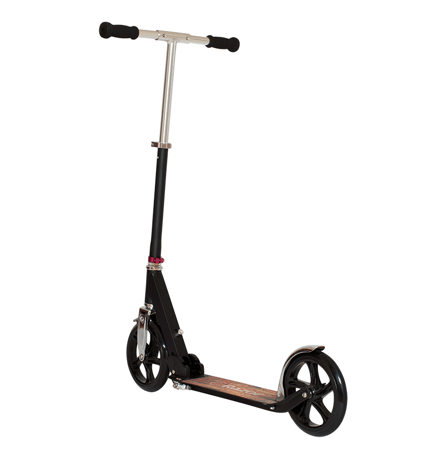 Scooter clipart razor scooter. A lux big wheel