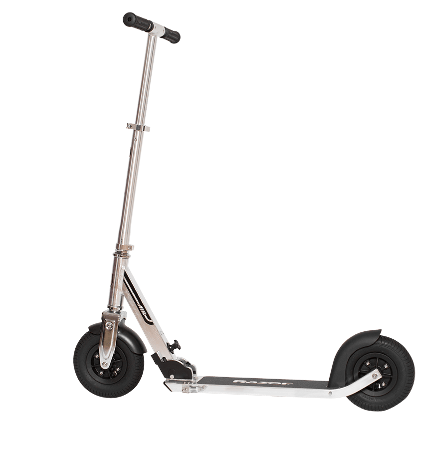 Scooter clipart razor scooter. A air big wheel