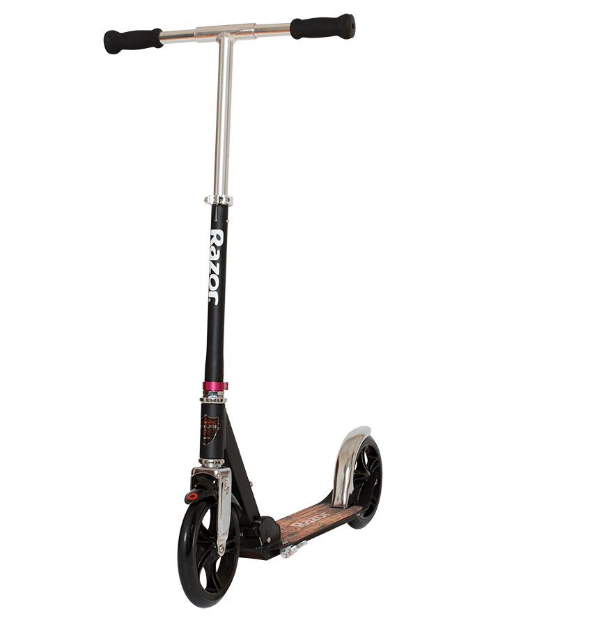 A lux big wheel. Scooter clipart razor scooter