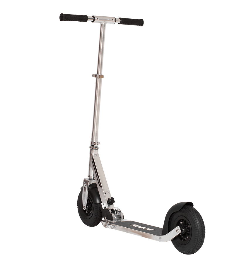 A air big wheel. Scooter clipart razor scooter