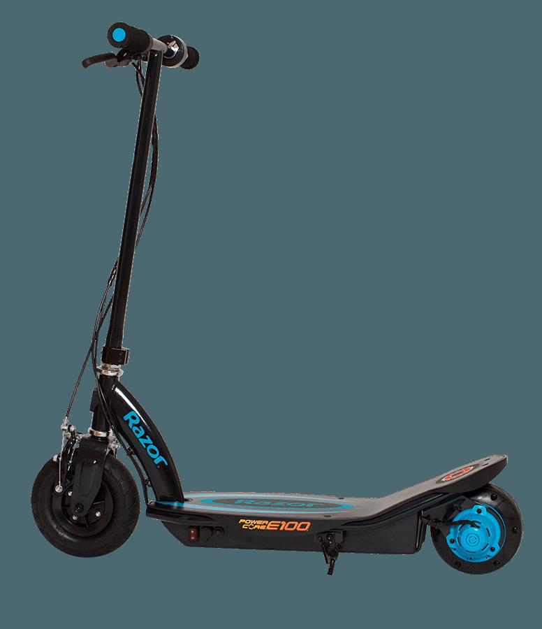 Scooter clipart razor scooter. Power core e electric