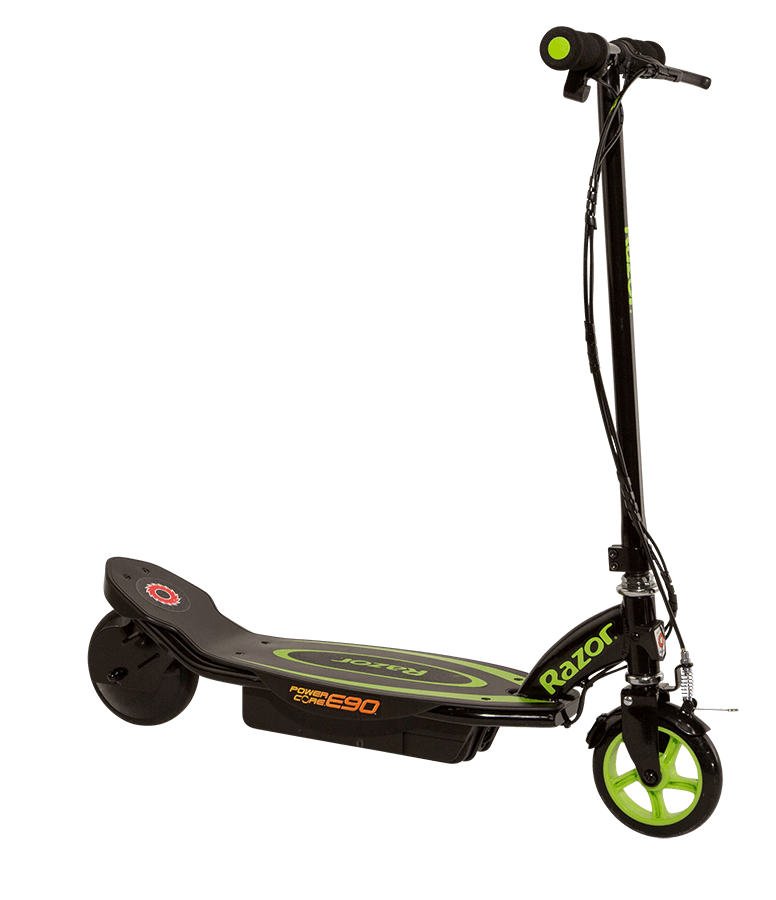 Power core e electric. Scooter clipart razor scooter